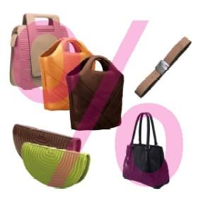Taschen und Mode im Outlet Shop