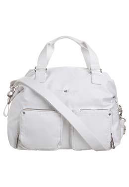 schicke weisse Handtasche